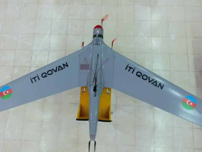 Les drones «İti Govan» désormais dans l
