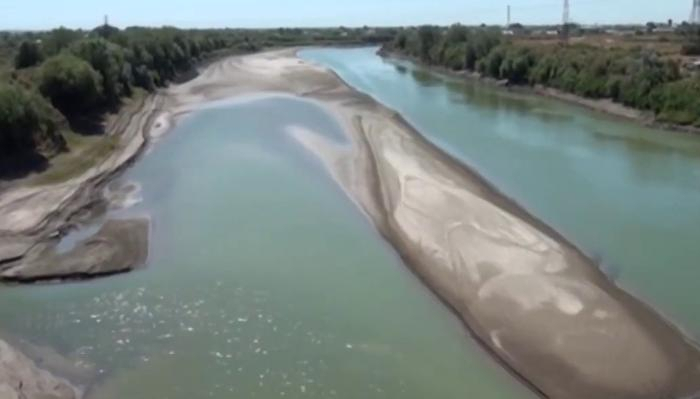 Azərbaycanın su ehtiyatları 10-15 faiz azalıb