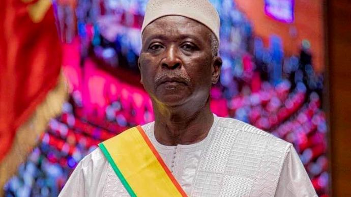 Malinin müvəqqəti prezidenti azad edildi