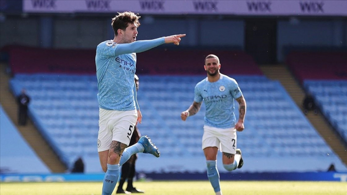 Manchester City win Premier League title with 3 games remaining