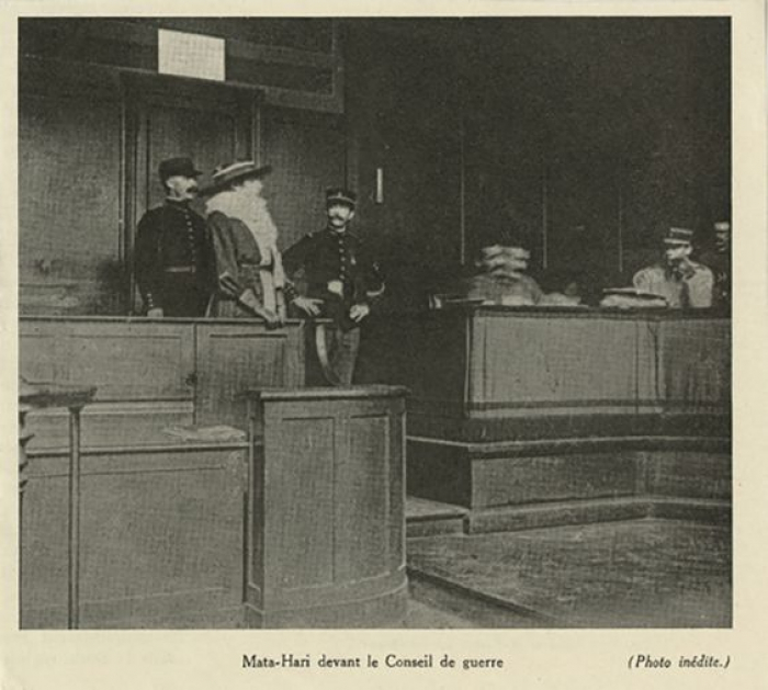 Mahnımızın qəhrəmanı:    Mata Harinin sirli həyatı –    GİZLİ TARİX