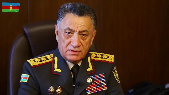 """""""Revanşist bəyanatları ciddiyə almıram"""" -  General-polkovnik"""