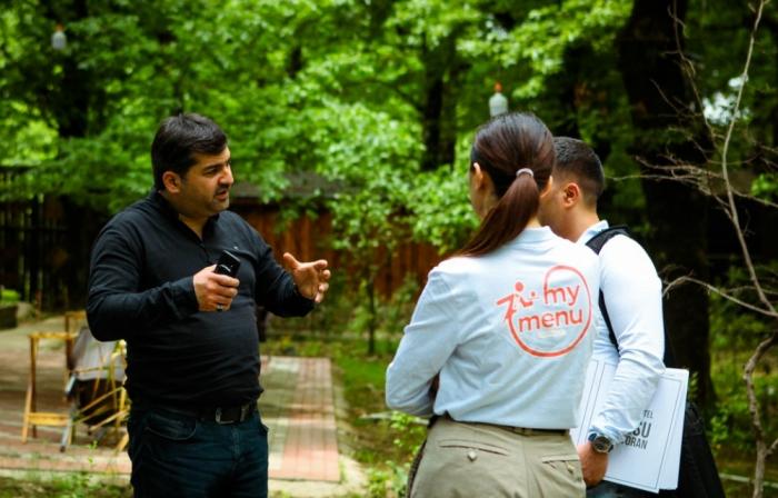 La Agencia Estatal de Turismo lanza el proyecto Mymenu.az