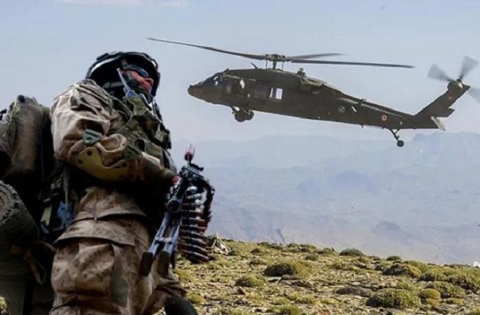 Türkiyədən PKK-ya növbəti zərbə:  Terrorçular məhv edildi