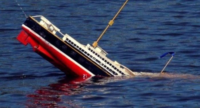 ABŞ-da gəmi batıb, ölənlər var