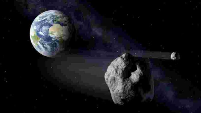 Deux astéroïdes gros comme la statue de la Liberté et la tour Eiffel vont s