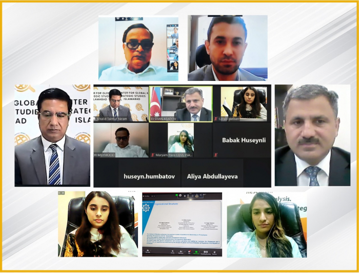 Azerbaijan, Pakistan hold virtual MoU signing ceremony
