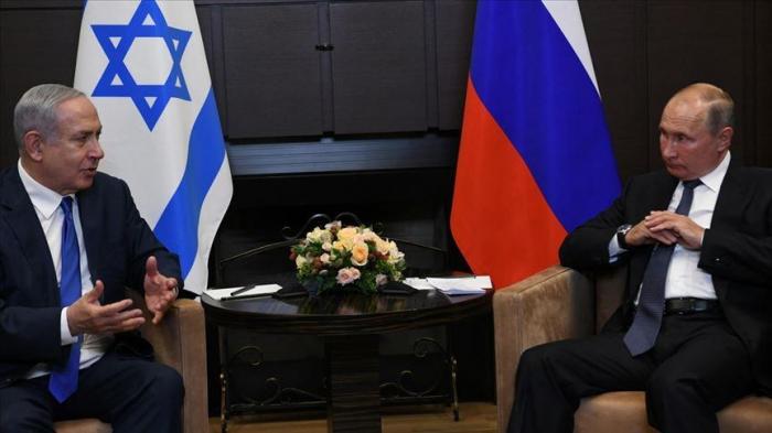 Putin və Netanyahu Suriyadakı vəziyyəti müzakirə edib