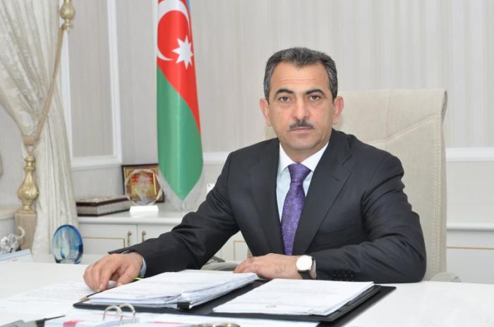 Qorxmaz Hüseynov vəzifəsindən azad edildi