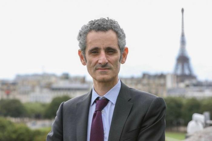 """السفير الفرنسي يلتقي رئيس """"ياشات"""""""