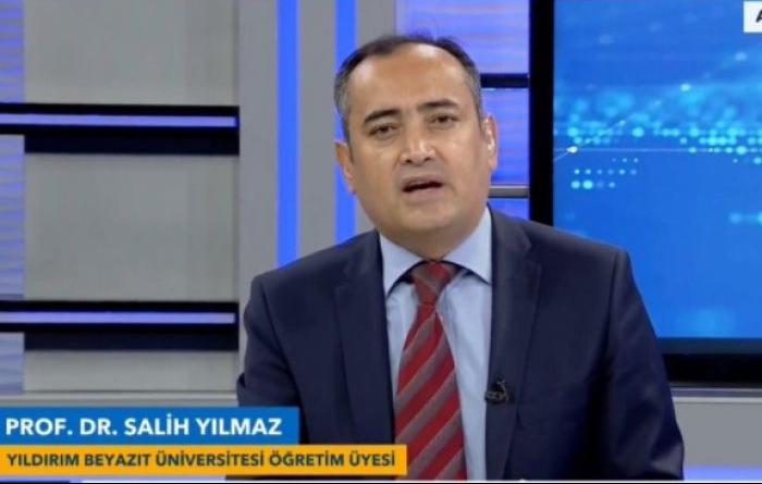 """صالح يلماز: """"مرتزقة أُرسلوا من فرنسا إلى كاراباخ للقتال"""""""