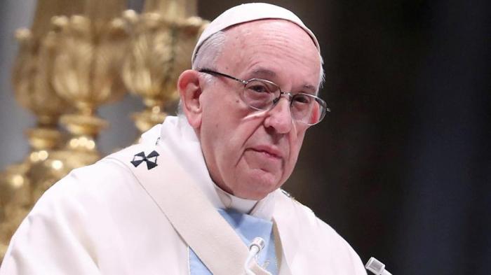 Roma Papası Fələstin və İsraili sülhə çağırdı