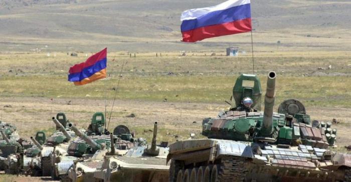 Ermənistanda Rusiya hərbi bazasının iki məntəqəsi yaradıldı