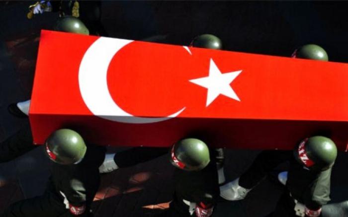 Türkiyə ordusu şəhid verdi,    4 əsgər yaralandı