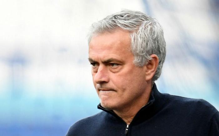 José Mourinho nouvel entraîneur de l