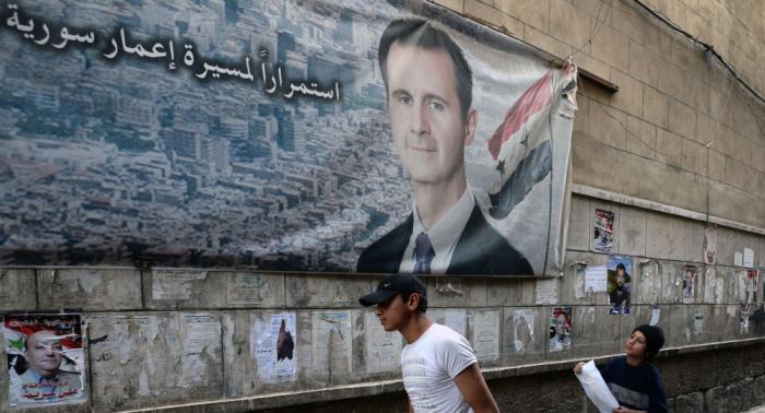 Suriyada prezident seçkiləri keçirilir