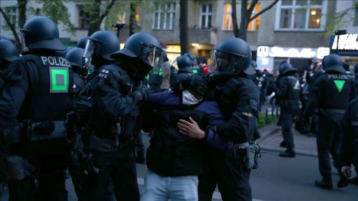 Marche du 1er-Mai:des affrontements entre manifestants et forces de l