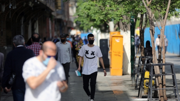 İranda koronavirus can almağa davam edir