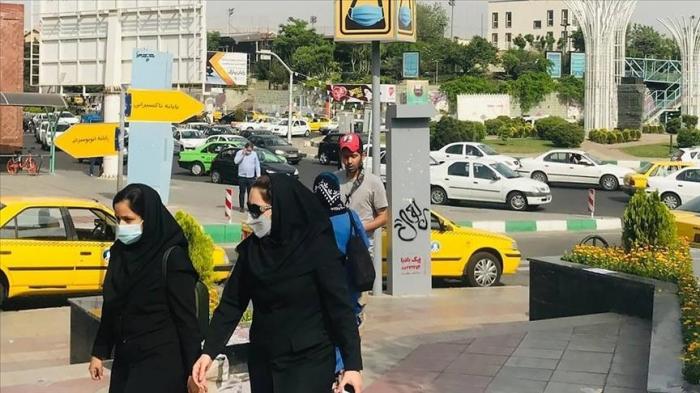 İranda daha 386 nəfər koronavirusdan ölüb