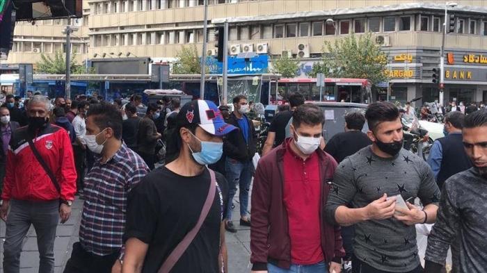 İranda koronavirusdan ölüm sayı 77 minə yaxınlaşır