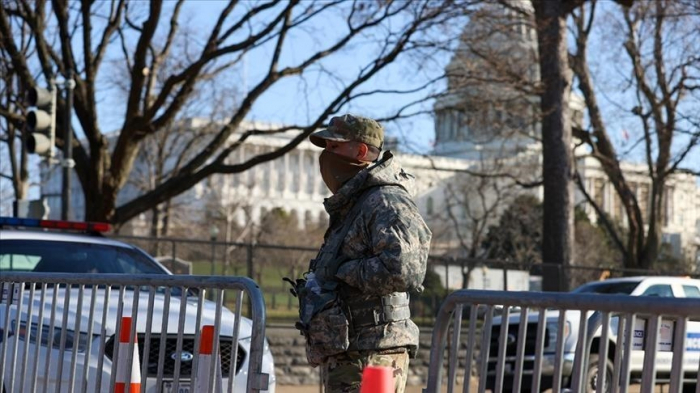 National Guard troops leaving US Capitol after 4 months