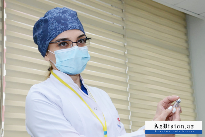 90 % of healthcare workers vaccinated in Azerbaijan