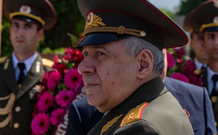 Ermənistanın müdafiə naziri Moskvaya getdi