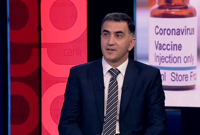 """""""Ölkəmizdə epidemioloji vəziyyət stabilləşir"""" -  Həkim-infeksionist"""
