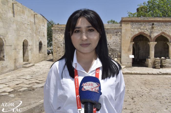 """""""Ağdamdakı dağıntıları görmək çox ağırdır"""" -   Özbək jurnalist"""