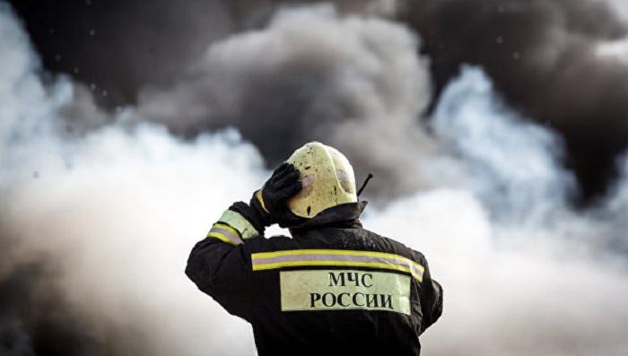 Rusiyada dörd nəfər yanaraq öldü