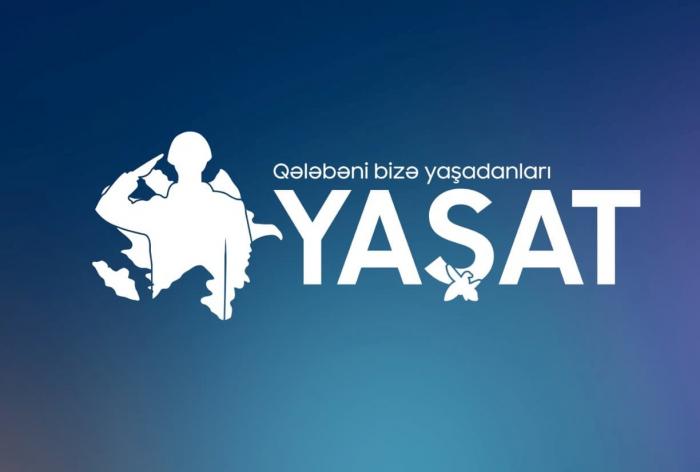 """""""YAŞAT"""" Fondu 6267 şəxsi öhdəliyə götürüb"""