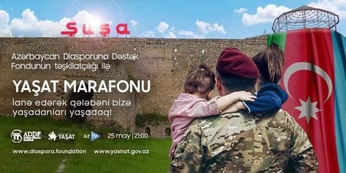 Azerbaijan to organize marathon to support war veterans, martyr families