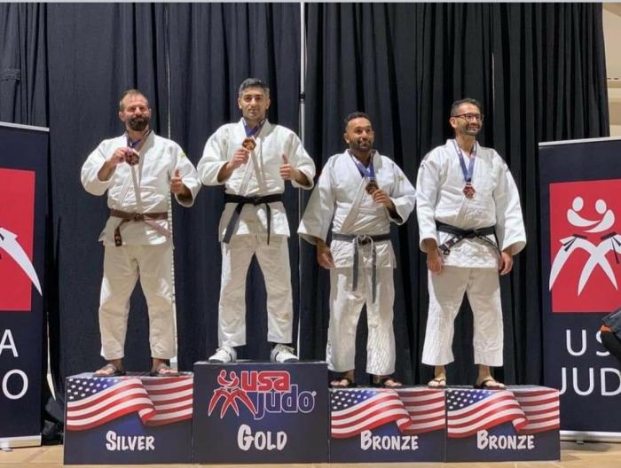 Azerbaijani grabs gold at 2021 US Judo Senior National Championships