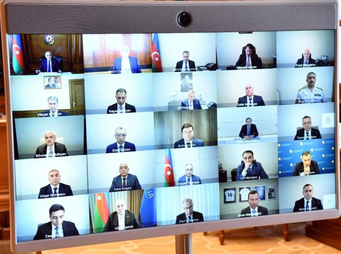 رئيس الوزراء يعقد جلسة بشأن كأس الامم الاوروبية 2020