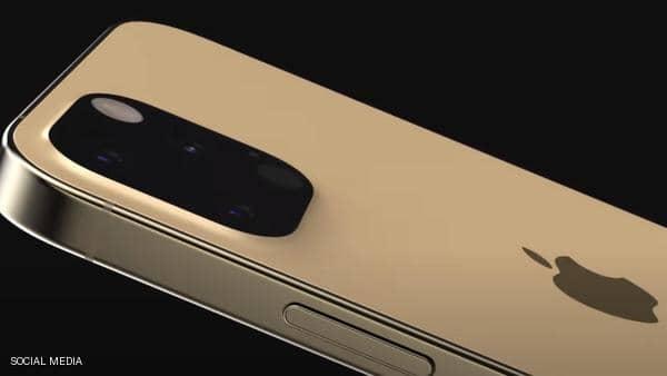 """تسريبات """"آيفون 13"""".. شاشات عرض بتقنيات متطورة وكاميرا كبيرة"""