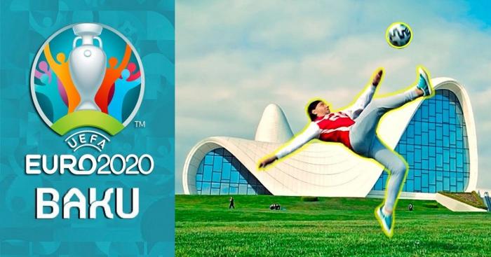 باكو يعتراف بأنها ثاني أكثر المدن شعبية في يورو 2020