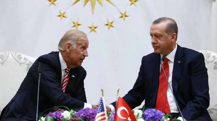 لقاء يحسم العلاقة.. ملفات ثقيلة على طاولة بايدن وإردوغان