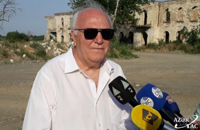 ممثل الأمم المتحدة تحدث عن ترميم مسجد أغدام