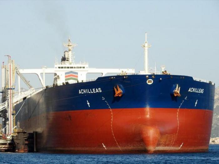 ABŞ İran neftini 110 milyon dollara satdı