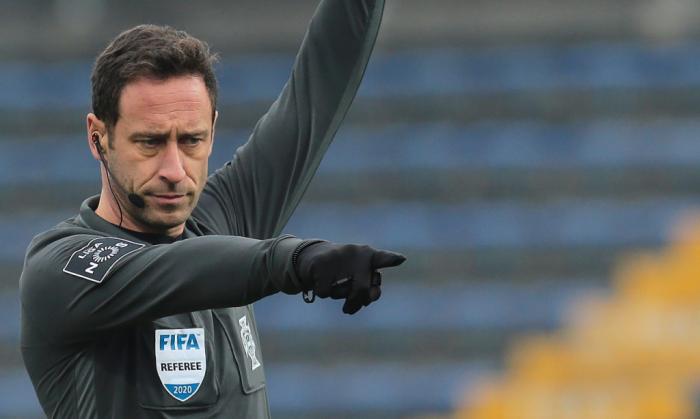 Referees of UEFA EURO 2020 Wales-Turkey match in Baku announced
