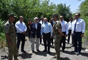 UNHigh Representative witnesses Armenian atrocities in Fuzuli district