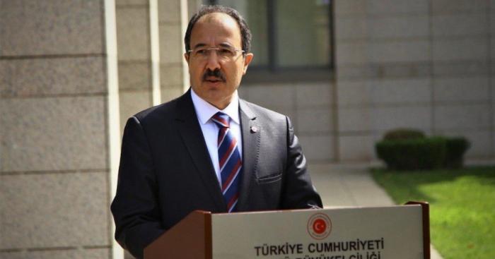 جاهد باغجي:   على دول المنطقة أن تعيش بسلام باستخدام العلاقات التجارية والاقتصادية