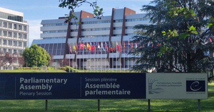 مجموعة أعضاء الجمعية البرلمانية لمجلس أوروبا أصدر بيانا يطالب بتزويد أرمينيا بخرائط حقول الألغام -   صور