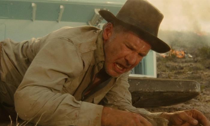 """""""İndiana Cons""""un 5-ci filmi çəkilir:    Harrison Ford zədələnib"""