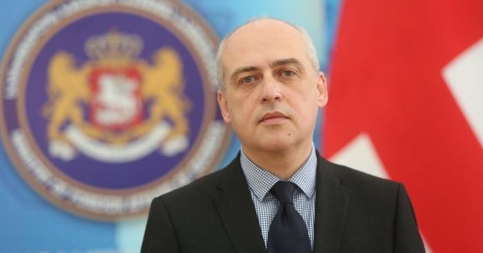 وزير الخارجية الجورجي يطلع على زيارته لأذربيجان