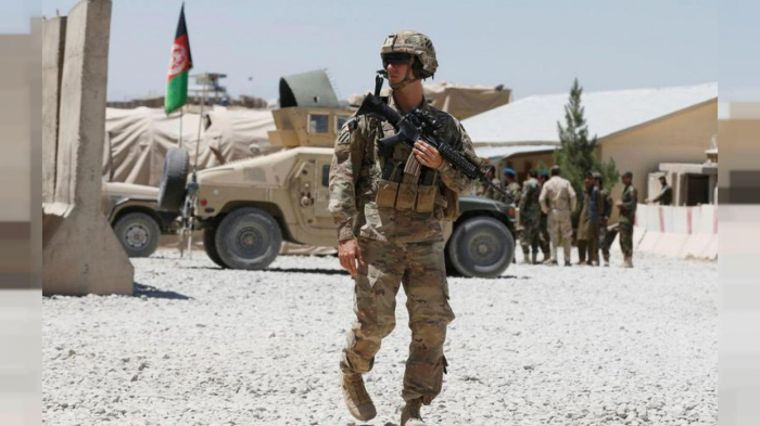 U.S. military days away from completing Afghan withdrawal