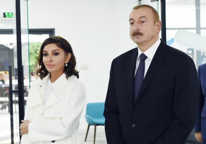 Ilham Aliyev et la première dame expriment leurs condoléances au patriarche Cyrille de Moscou et de toute la Russie