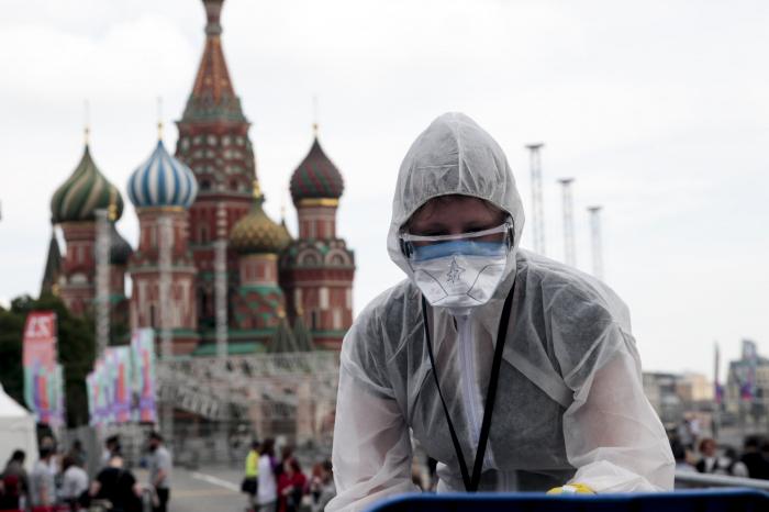 Moskvada karantin rejimi  -