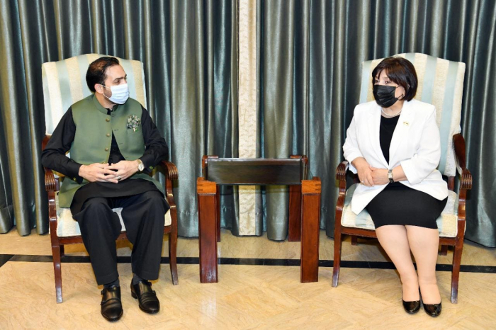 Azerbaijani parliament speaker embarks on official visit to Pakistan