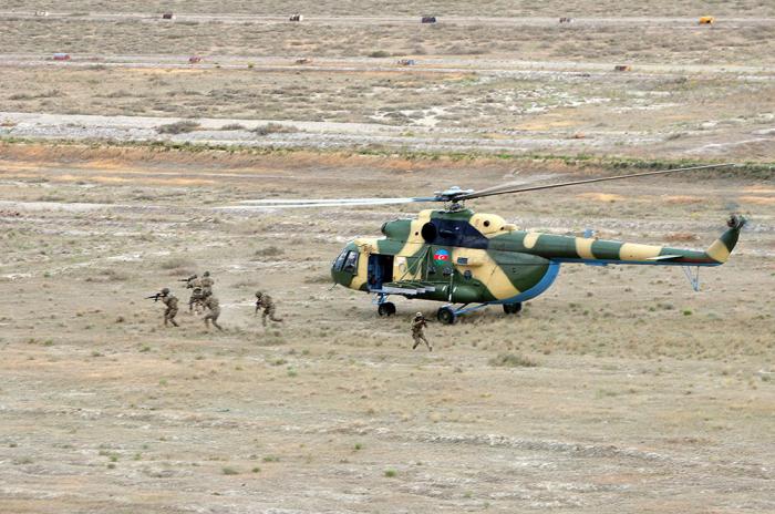 Azerbaijani deputy defense minister observes military exercises in Turkey - PHOTO